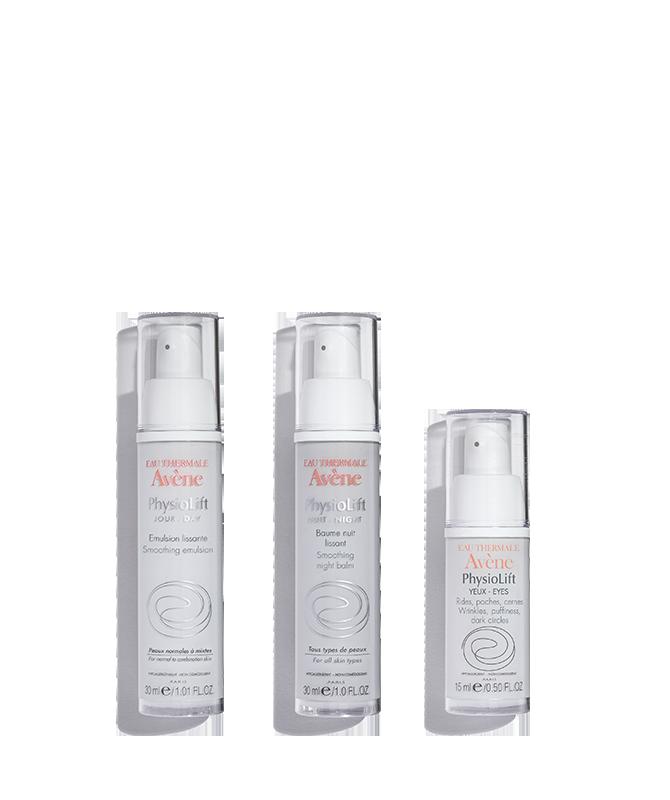Avene physiolift regimen normal combination skin 01