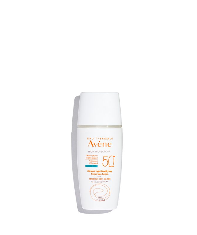 C79613 avene mineral light mattifying sunscreen lotion spf 50 50ml 01 shadow