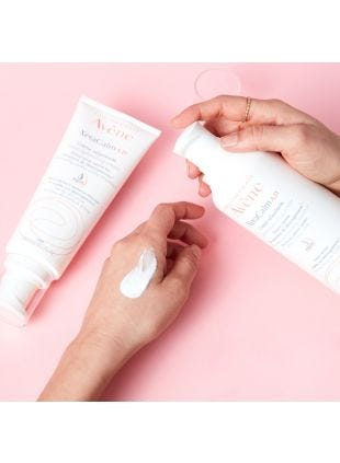 XeraCalm A.D Lipid-Replenishing Cream moisturizer for skin prone to atopic dermatitis and eczema.