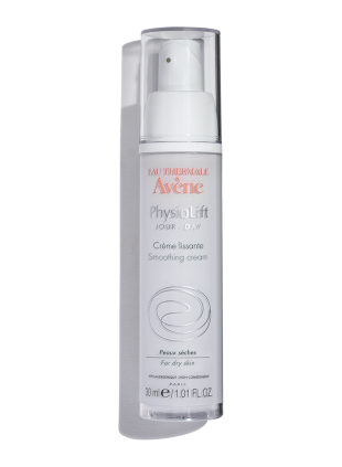 PhysioLift DAY Smoothing Cream reduces the appearance of fine lines and wrinkles. With antioxidants.