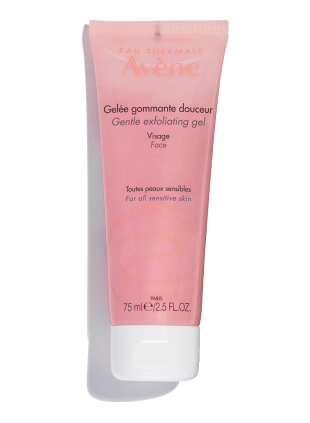 Gentle Exfoliating Gel for sensitive skin. Reveal a smoother complexion and eliminates dead skin cells.