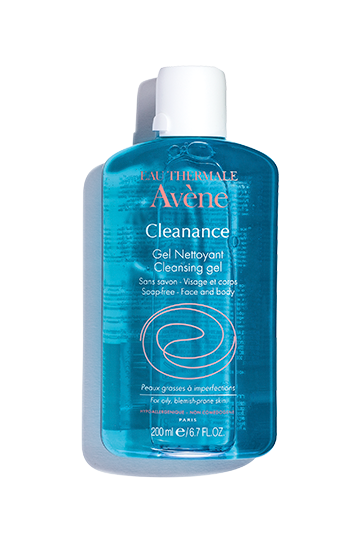 Cleanance gel for face and body 200 ml
