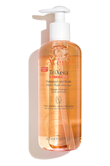 TriXéra Nutrition Nutri-Fluid Cleansing Gel