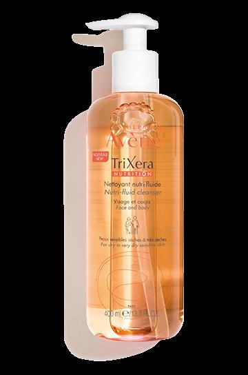 TriXéra Nutrition Nutri-Fluid Cleansing Gel