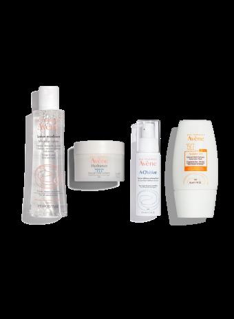 Antioxidant Skincare Routine