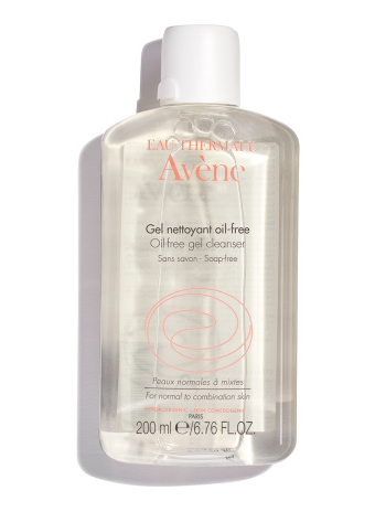 Gel Cleanser, daily cleanser for sensitive skin. No fragrance or colorants.