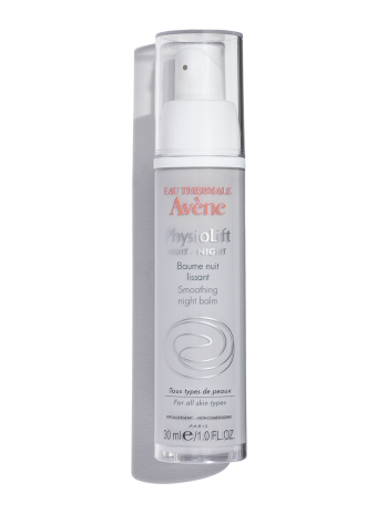 PhysioLift Night Smoothing Balm, anti-aging to reduce the appearance of fine lines and wrinkles.