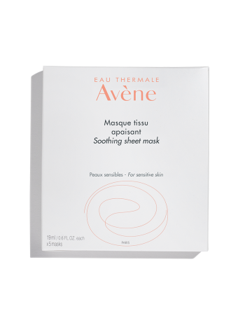 Soothing Sheet Mask is a biodegradable mask that hydrates and calms the skin. Leaves skin soothed, supple, and revitalized.