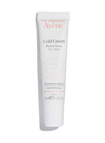 Cold Cream Lip Cream, moisturizer for severely dry lips