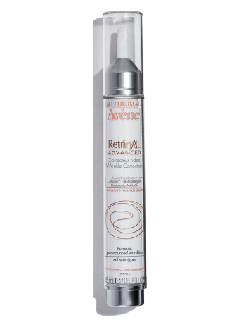 RetrinAL ADVANCED Wrinkle Corrector to reduce appearance of deep wrinkles and expression lines.