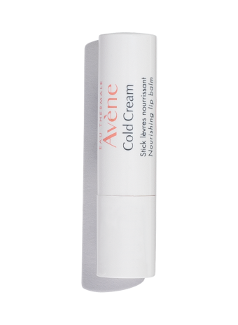 Cold Cream Lip Balm nourishes and provides immediate relief and protection for dry and damaged lips.