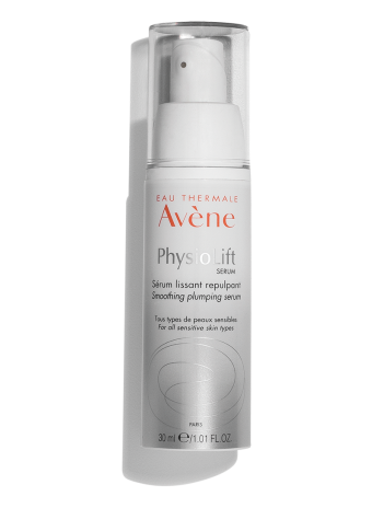 PhysioLift SERUM smoothes and plumps skin. An anti-aging serum with antioxidants to reduce appearance of wrinkles.