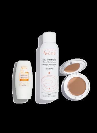 Suncare Skincare Routine – Medium to Dark Skin Tones (Non-Tinted Sunscreen)