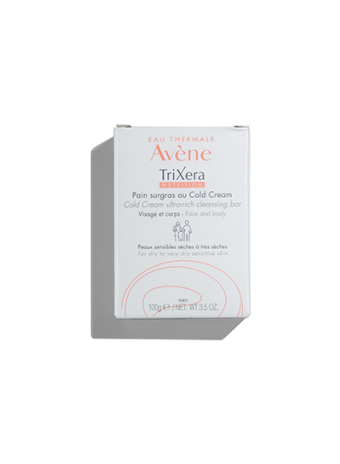 TriXera Nutrition Ultra-Rich Cleansing Bar, soap bar. Safe for dry skin.