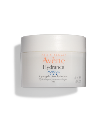 Hydrance Aqua Gel, a daily moisturizer that hydrates and protects skin.