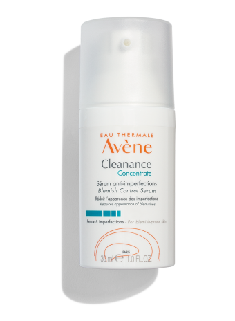 Cleanance Concentrate Blemish Control Serum reduces appearance of blemishes for clearer skin. For oily and acne-prone skin.