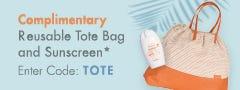 reuseable tote bag