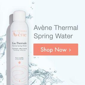 AV Menu Spring Water